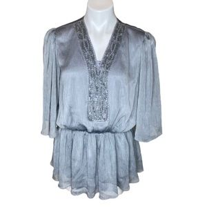 American Glamour by Badgley Mischka blouse
